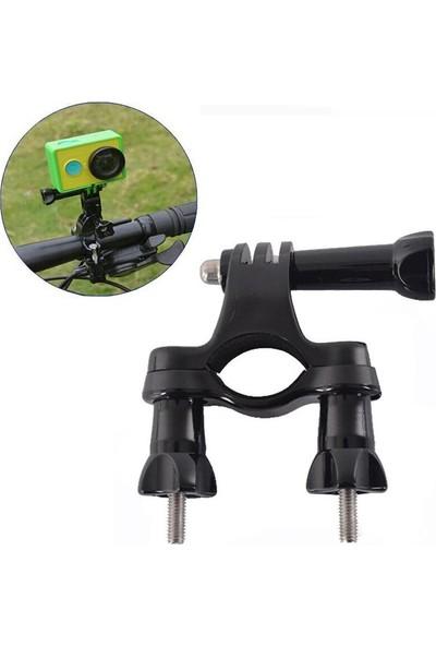 KingMa GoPro Uyumlu Bisiklet Motosiklet Gidon Aparatı