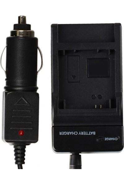 KingMa GoPro Hero 3 Uyumlu İkili Batarya Araç Şarj Cihazı