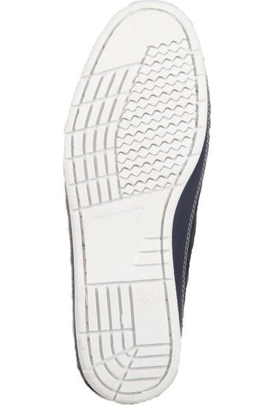 Ayakkabı Çarşı lacivert Deri Ayakkabı DX018