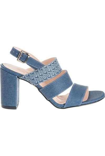Pierre Cardin 54017 Kadın Abiye Ayakkabı Jean