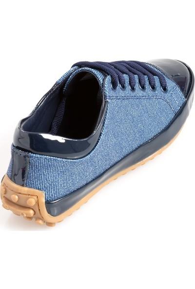 Pierre Cardin 53001 Kadın Casual Ayakkabı Jean