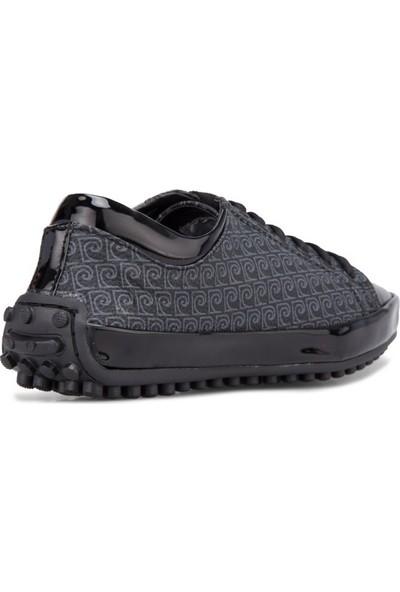 Pierre Cardin 53000 Kadın Casual Ayakkabı Siyah