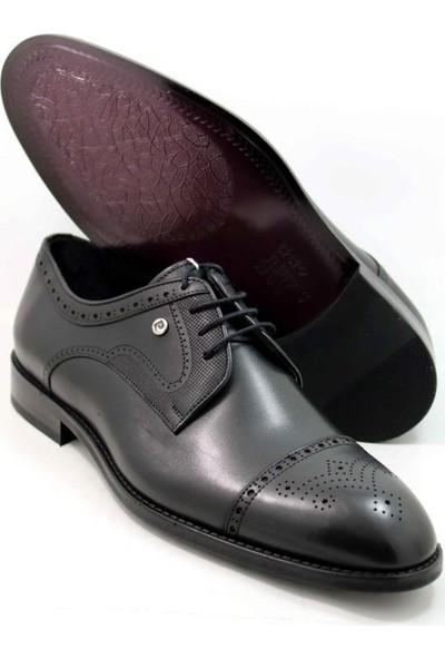 Pierre Cardin 16050 Erkek Klasik Ayakkabı Siyah