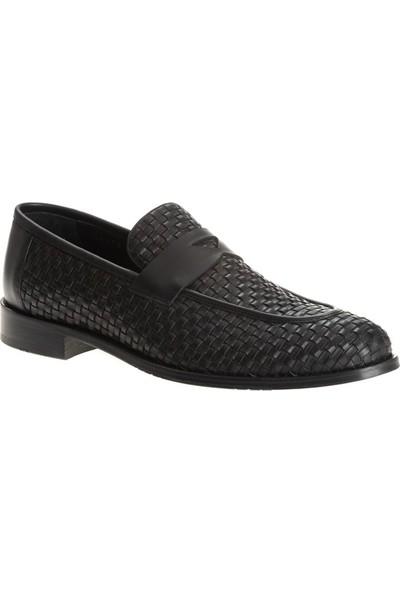 Kip Ayk-186 Erkek Klasik Ayakkabı Siyah