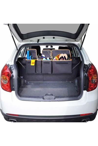 Ankaflex Araba Bagaj Çantası Araç Oto Bagaj Eşya Düzenleyici Organizer
