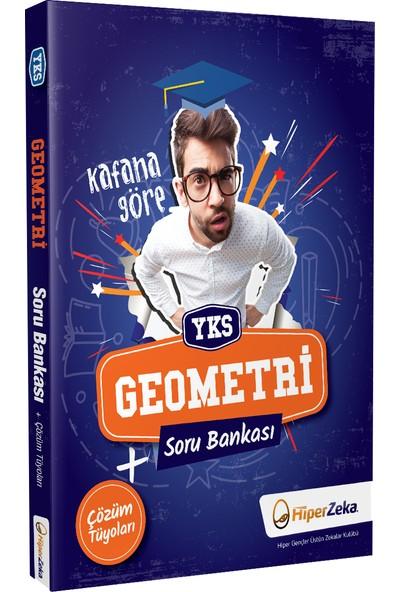Hiper Zeka Yayınları YKS Kafana Göre TYT & AYT Geometri Soru Bankası
