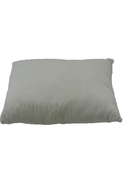 Beyaz Organik Pamuk Yastık