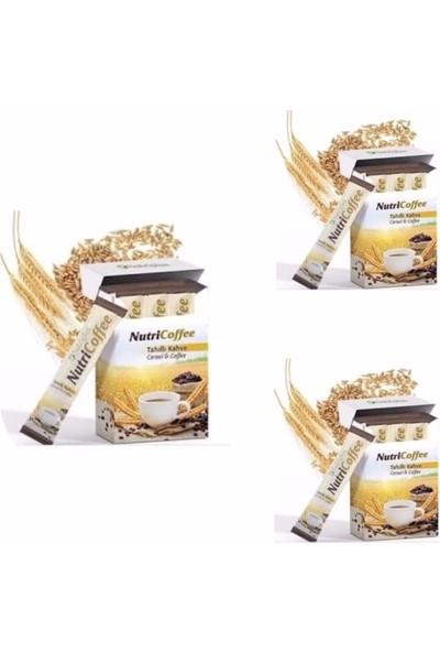 Farmasi Nutriplus Nutricoffee Tahıllı Kahve-3 Lü Paket