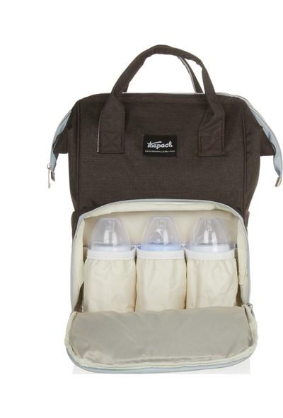 Thepack TR2106 Trendy Anne Bebek Çantası Kahverengi
