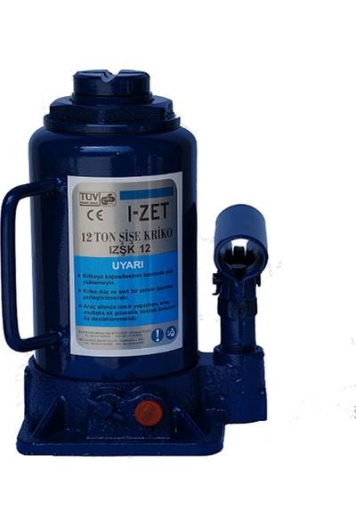 I-Zet 12 Ton Şişe Kriko
