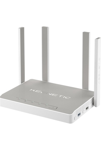 KeeneticUltra AC2600 Whole Home Wi-Fi Kablosuz Gigabit Fiber SFP Portlu Router