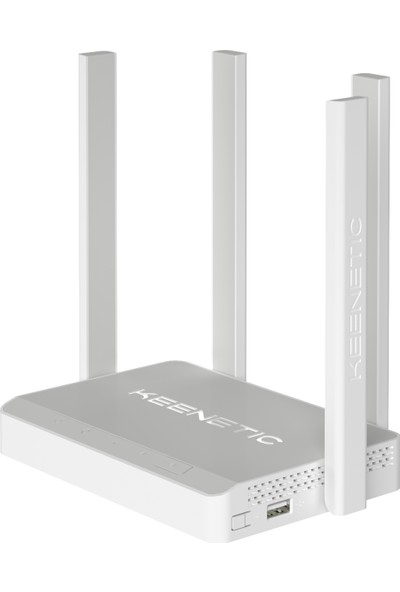 Keenetic Extra DSL AC1200 Whole Home Wi-Fi Kablosuz VDSL2/ADSL2+ Modem Router
