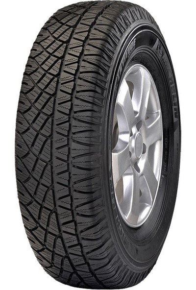Michelin 235/60 R18 107H XL Latitude Cross Oto Lastik (Üretim: 2019)