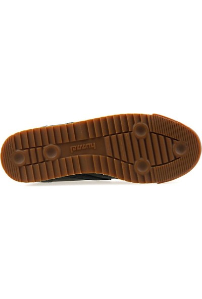Hummel Haki Unisex Günlük Ayakkabı Spor 206308-8030 Hmlmessmer Sneaker