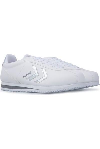 Hummel Beyaz Kadın Günlük Ayakkabı Spor 206314-9019 Hmlninetyone ii Hologram Sneaker