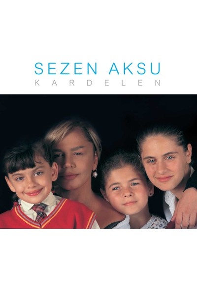 Sezen Aksu - Kardelen - Plak
