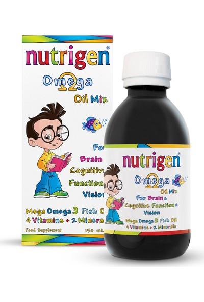 Nutrigen Omega Şurup 150 ml (Çilek)