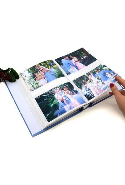Fz Fotoğraf Albümü - Mavi 10 x 15 200 lük