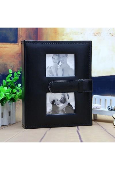 Fz Fotoğraf Albümü Deri Siyah 10 x 15 200 lük