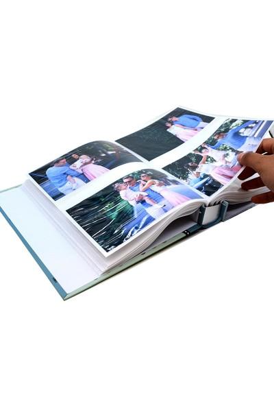 Fz Fotoğraf Albümü - Pembe 10 x 15 200 lük