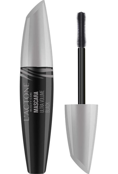 L'actone Mascara Ultra Volume Black Siyah Maskara 10 ml