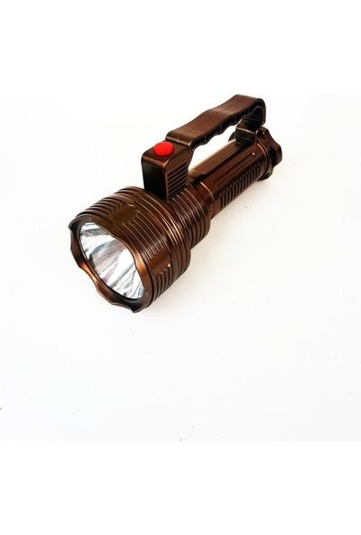 Panther LED Taşınabilir El Feneri No.1 A-3519 Pilli