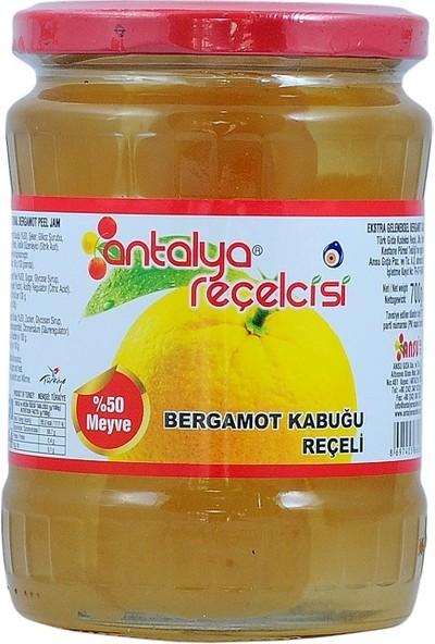 Antalya Reçelcisi Bergamot Kabuğu Reçeli 700 gr