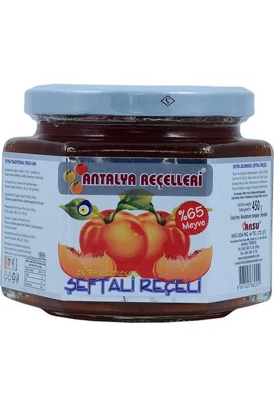 Antalya Reçelcisi Şeftali Reçeli 450 gr