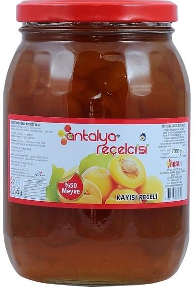 Antalya Reçelcisi Kayısı Reçeli 2 kg