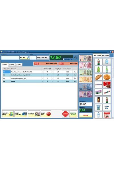 Uht Bilişim Barkodlu Market Satış Programı