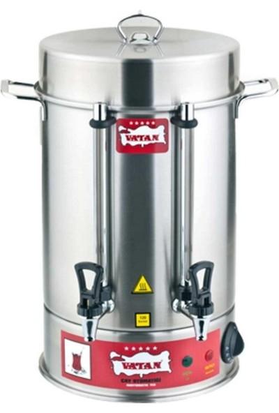 Vatan 120 Bardak Çay Makinesi & Çay Otomatı & Semaver