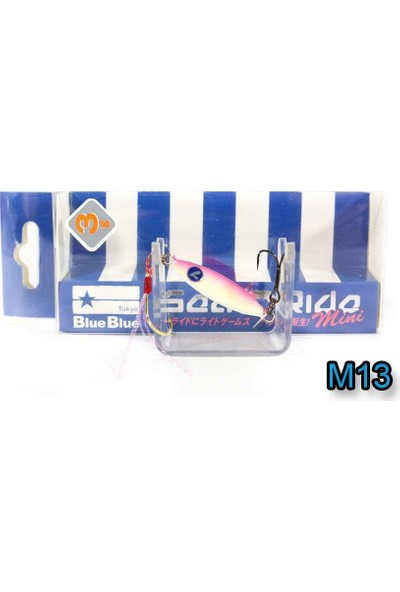 BlueBlue SeaRide 3Gr Mini Jig Yem