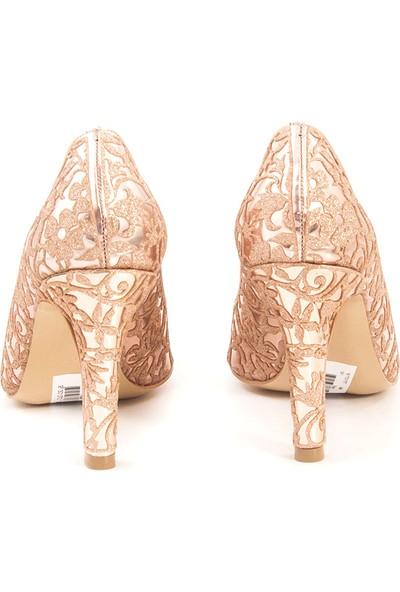 Kemal Tanca Kadın Klasik Ayakkabı 343