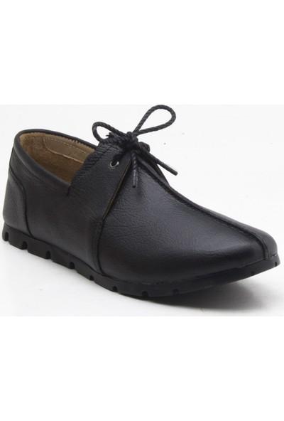 Depos 302 Erkek Ayakkabı Siyah