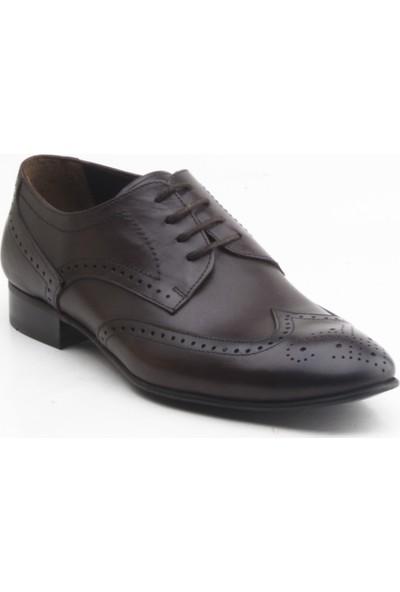Depos Kahverengi Erkek Klasik Ayakkabı