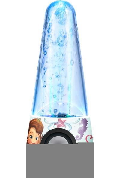 Volkano Disney Junior Prenses Sofia Dans Eden Su Efektli Led Işıklı Bluetooth Hoparlör Lisanslı DY-12001-SF
