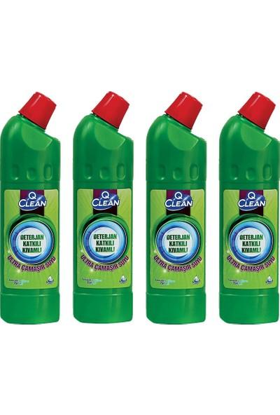 Ultra Çamaşır Suyu 750 ml 4'lü Set