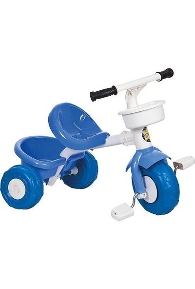 Toyspy Plastik Üç Teker Çocuk Bisikleti 1-3 Yaş
