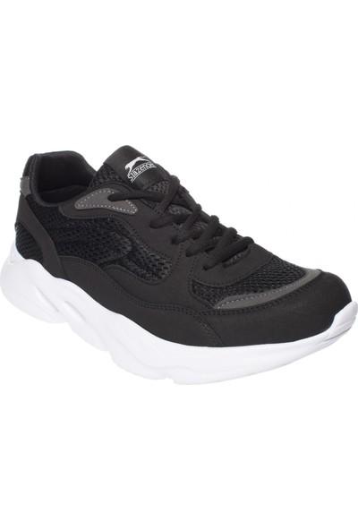 Slazenger 19Re097 Valencia Siyah Erkek Spor Ayakkabı