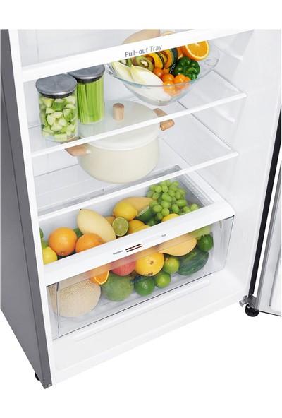 LG GN-B422SQCL A++ 427 lt No-Frost Buzdolabı Inox