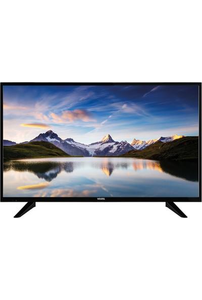 Vestel 43FD7300 43'' 109 Ekran Uydu Alıcılı Full HD Smart LED TV