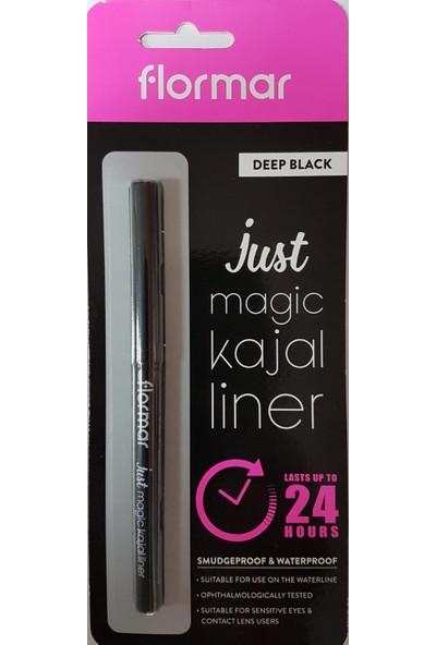 Flormar Just Magic Kajal Liner (Deep Black)