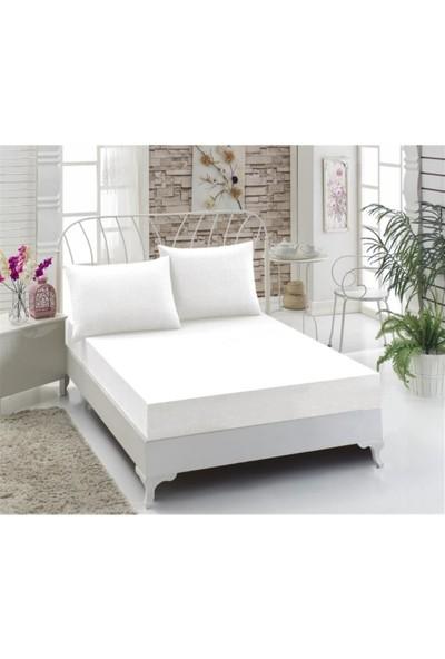 Özdilek 100X200 Tek Kişilik Fitted Çarşaf Beyaz