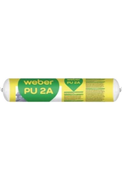 Weber Sosis Mastik Poliüretan Beyaz Weber 600 ml