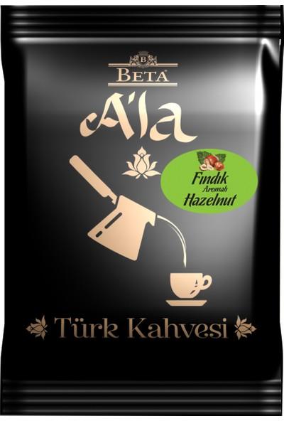 Beta A'la Fındık Aromalı Türk Kahvesi 100 GR