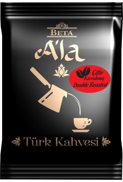 Beta A'la Çifte Kavrulmuş Türk Kahvesi 100 GR