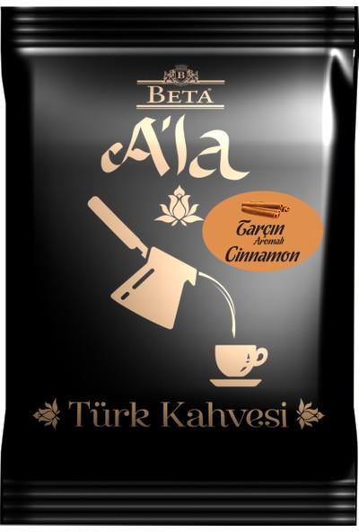 Beta A'la Tarçın Aromalı Türk Kahvesi 100 GR
