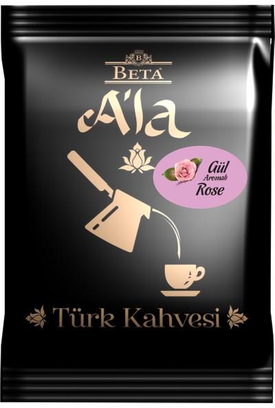 Beta A'la Gül Aromalı Türk Kahvesi 100 GR