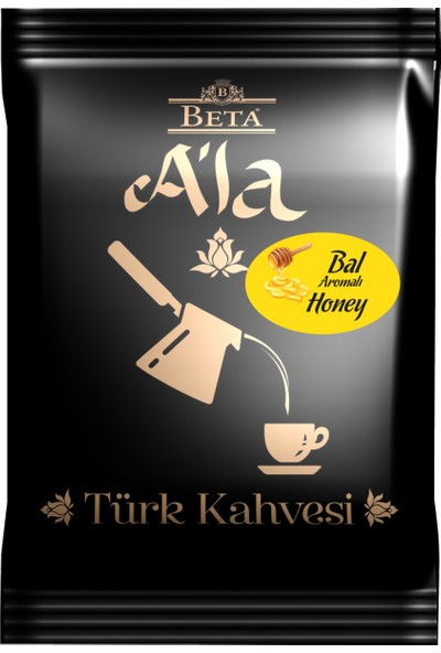 Beta A'la Bal Aromalı Türk Kahvesi 100 GR