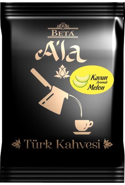 Beta A'la Kavun Aromalı Türk Kahvesi 100 GR
